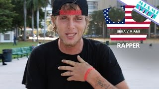 Jirka v Miami - Country Rap [VLOG]