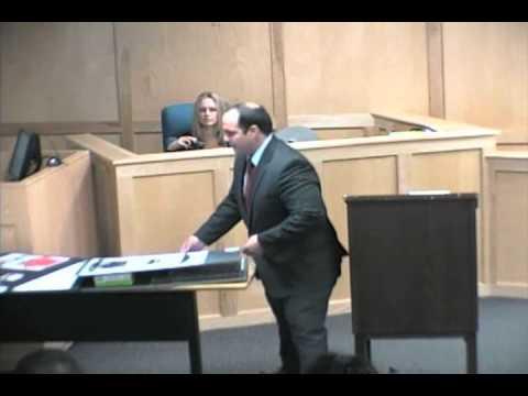 Widener Law's Mock Trial in honor of Food Day, FDLA