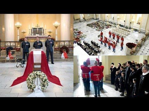 Prince Henrik's Funeral (02.20.18)