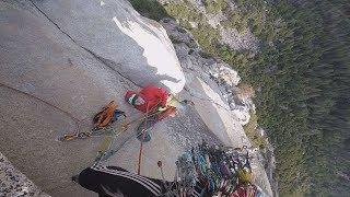 Klettern Yosemite: South Face Washington Column