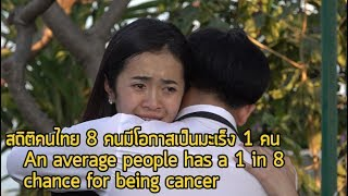 สถิติคนไทย-8-คนมีโอกาสเป็นมะเร็ง-1-คน