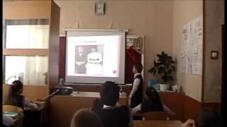 Урок проектной деятельности обучающихся по биографии и творчеству А П  Чехова