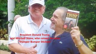 Re-elect President Trump with Trumper Bumper Stickers!