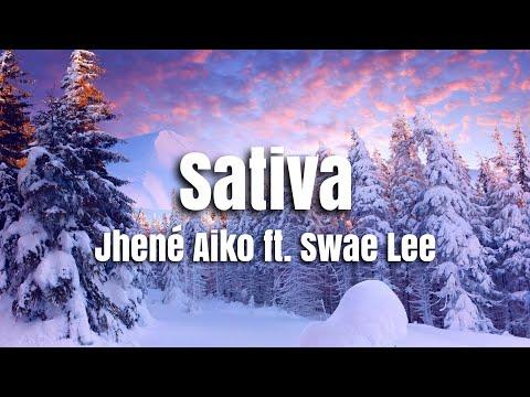 Jhené Aiko - Sativa ft. Swae Lee (Lyrics)
