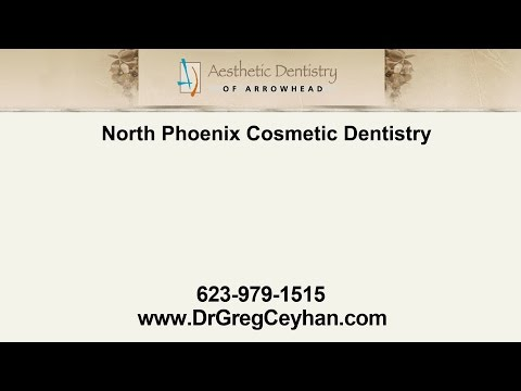 North Phoenix Cosmetic Dentistry | Aesthetic Dentistry of Arrowhead