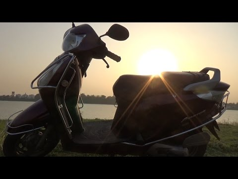 HONDA AVIATOR OWNER'S REVIEW WITH TEST RIDE