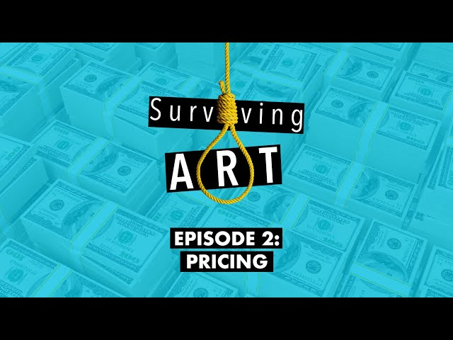 Pricing your art: What is the price of creativity?