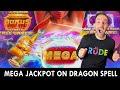 MEGA JACKPOT on NEW Dragon Spell 🔥 Live! Casino Maryland