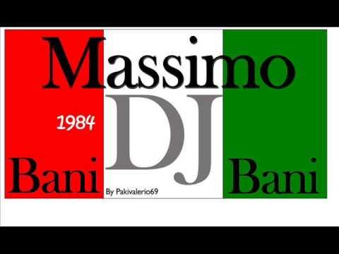 Massimo Dj Bani 6-1984 L.A