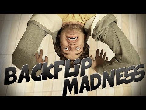 Thumbnail: HOW TO BACKFLIPS! - Backflip Madness