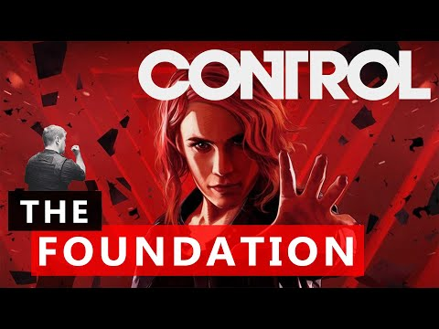 CONTROL The Foundation - First DLC - Reveal Trailer and Gameplay of Control - Streamer Reaction