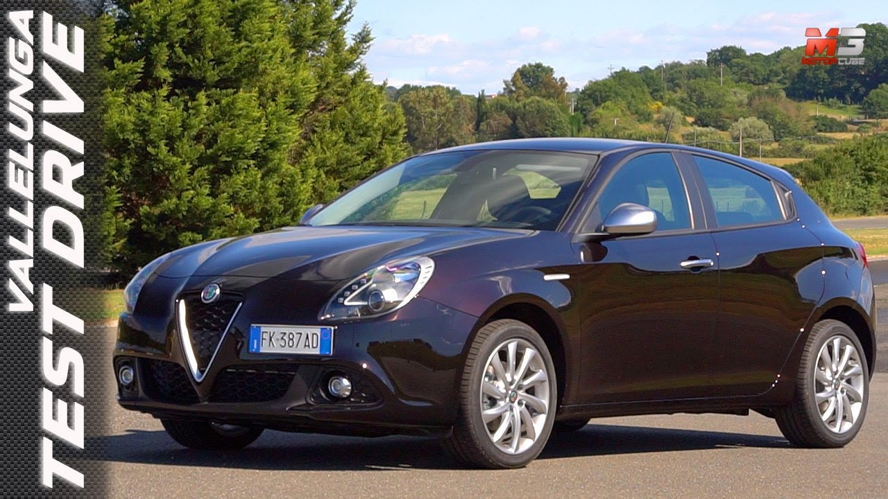 New Alfa Romeo Giulietta 2017 First Test Drive
