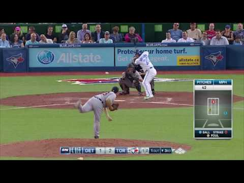 5th Deck Home Runs in Toronto