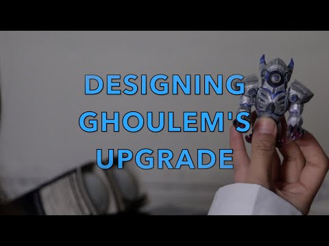Ghoulem Hero Skin Reveal - Castle Clash Updates