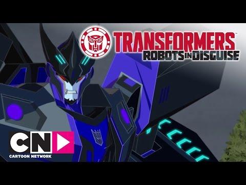 Transformers: Robots In Disguise | Cercetașii | Cartoon Network