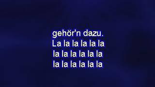 Udo Jürgens - Die Sonne und du (Karaoke)