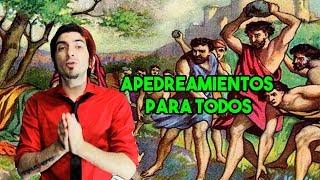 Las FRASES BÍBLICAS más VIOLENTAS - La Historia Real