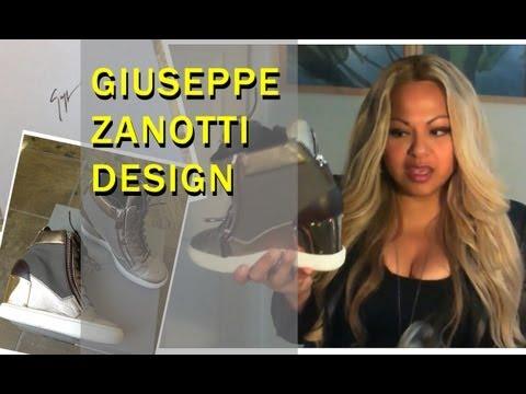 Giuseppe Zanotti Designer Sneakers: UNBOXING + On Feet Demo, Review