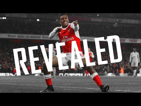 REVEALED: The story behind his celebration | Alex Iwobi v Wikipedia Mp3