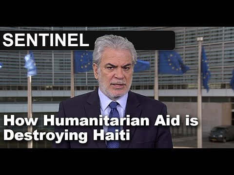 How Humanitarian Aid is Destroying Haiti