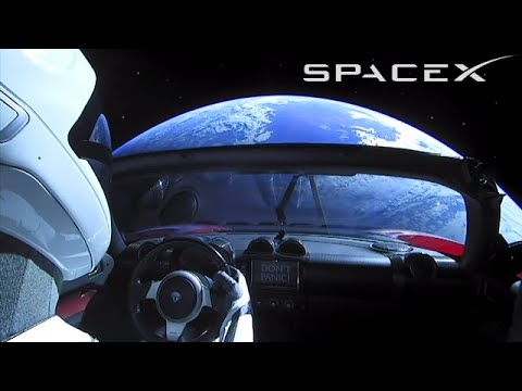 Elon Musk's car completes full orbit of the Sun Hqdefault