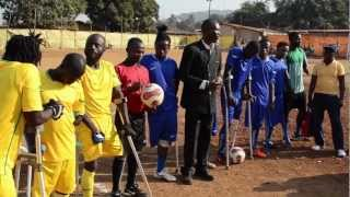 SLASA Amputee Football Match To Commemorate The 'Invasion Of Freetown'
