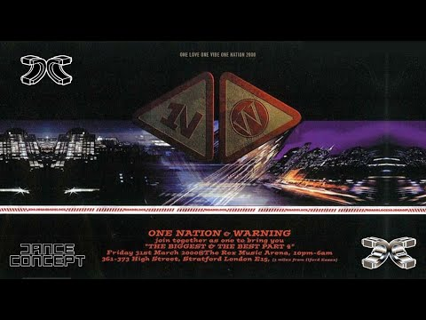 Mampi Swift with Fearless, Skibadee & Shabba D- One Nation & Warning 2000