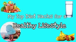 Diet tips to lose weight and get healthy