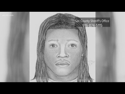 Sketch of suspect in deadly South Sacramento shooting released by sheriff's office