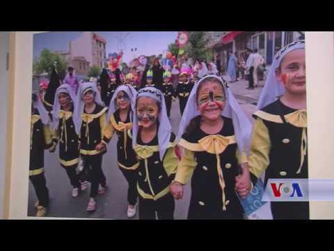 UNESCO Reborn Photo Exhibition in Babur Garden- VOA