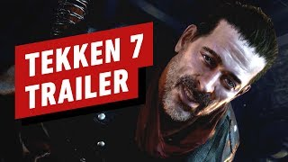 Tekken 7 - Negan and Julia Gameplay Trailer