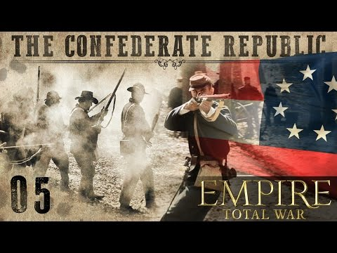 The Confederate Republic: Episode 5 | Brothers vs. Brothers mod for Empire: Total War