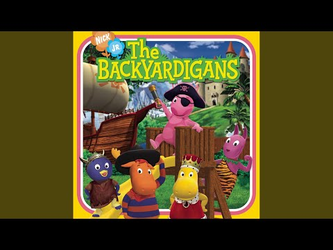 the backyardigans yeti stomp