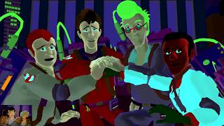 Fan Made   the real ghostbusters promo   CGI