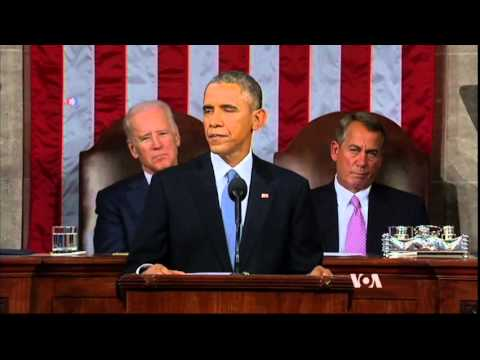 Obama Address Focuses on Economic Rebound, Lifting the Middle Class