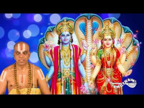 Thirupallandu- Nithyanusanthnam - M.Aa Krishnan & Party