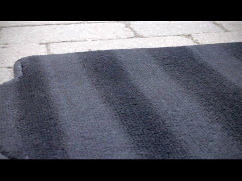 How To Carpet Stripes