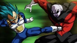 VEGETA VS JIREN FIGHT! Dragon Ball Super Episode 122 Preview