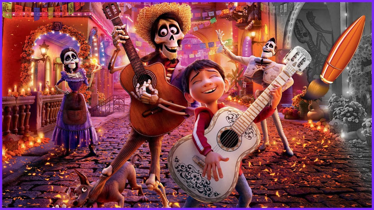 Disney s coco coloring with miguel kids book