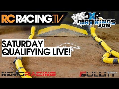 DXR Dirt Kings 2019 - Saturday Qualifying LIVE