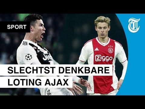 'Ajax krijgt te maken met een getergd roofdier'