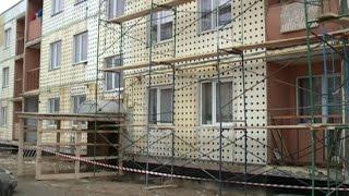 Ремонт фасада сокольских новостроек обойдется в 47 млн. рублей(В Соколе приступили к капитальному ремонту домов для переселенцев из аварийного жилья. Напомним: первые..., 2015-10-26T15:43:25.000Z)