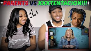 """PARENTS REACT TO XXXTENTACION (SAD!, changes, Jocelyn Flores)"" REACTION!!"