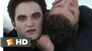 Twilight: Breaking Dawn Part 2 (8/10) Movie CLIP - The Battle Rages On (2012) HD