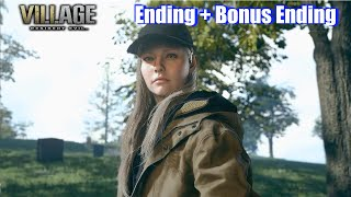 RE8 Ethan Ending & Bonus Ending (Rose As Teenager) - Resident Evil Village
