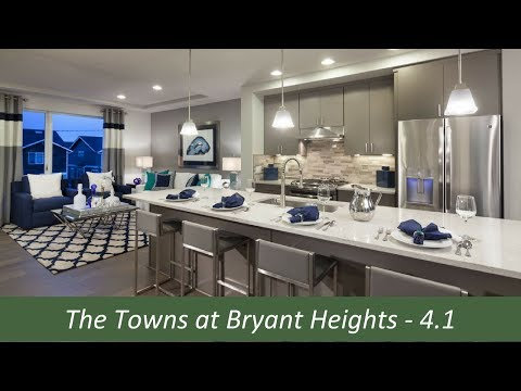 The Towns At Bryant Heights at Ravenna in Seattle, WA - Plan 4.1