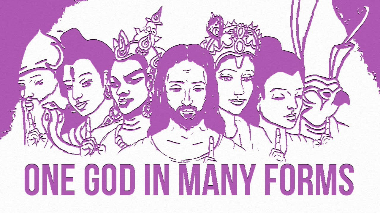 One God In Many Forms - YouTube