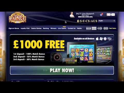Spin Palace Casino review, learn how get extra bonus!