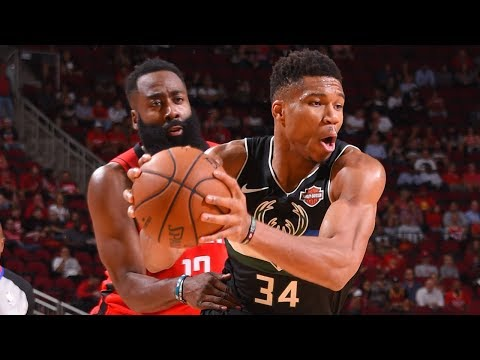 All-Access: Bucks Season 2019 Opener Win (117-111) vs. Houston Rockets   Restricted Area