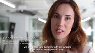 Video Quotes IE Women Pass It On - Concepción Galdón